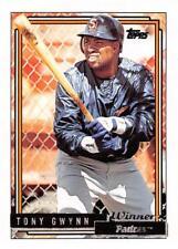 1992 Topps Gold Winners Baseball Cards Pick From List 251-499