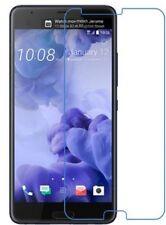 KIT PELLICOLA VETRO TEMPERATO + PANNO PER HTC U11 PROTEZIONE TEMPERED GLASS