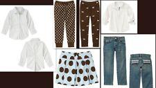 Gymboree Girls Best Friend Skirt /Skort Jeans Shirt Dachshund Leggings UPIC 12