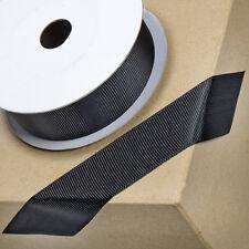 Noir Ruban gros grain 10mm 16mm 25mm x 10m - LOISIRS CRÉATIFS - sewing- longe