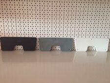 Spiegeplatte Kunstoff 3 Farben Heck Platte Außenborder Heckspiegelschutz 270x98