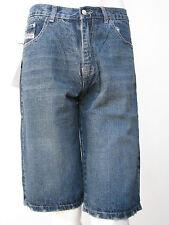 "BNWT Men's Short Denim Jean Pant, Blue, Black, Size 30""- 48"""