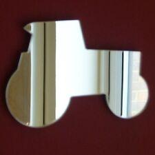 Tracteur Miroir Acrylique (Plusieurs Tailles Disponibles)