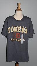 NEW Detroit Tigers MLB Baseball Graphic Tee T-Shirt Mens Sizes M L XL