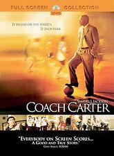 Coach Carter (DVD, 2009, P&S)