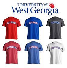 University of West Georgia Wolves Uwg Classic Arch Logo Short Sleeve T-Shirt