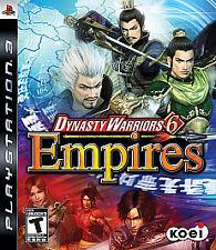 Dynasty Warriors 6: Empires (Sony PlayStation 3, 2009)   EN/FR