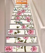 3D Tintenfisch 78 Stair Risers Dekoration Fototapete Vinyl Aufkleber Tapete DE