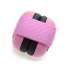 Sleeping Elastic Strap Earmuff Portable Baby Headphone Infant Anti Noise Hearing