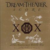 Dream Theater - Score: 20th Anniversary World Tour Live (2006)  3CD  NEW/SEALED