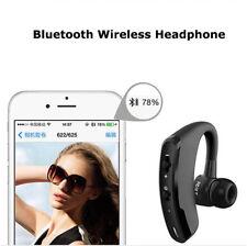 Single Ear-Hook Earbud Earplug Headsets Wireless Bluetooth V4.1 for VOIP Driving