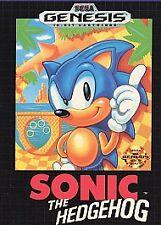 Sonic the Hedgehog, Acceptable Sega Genesis, Sega Genesis Video Games
