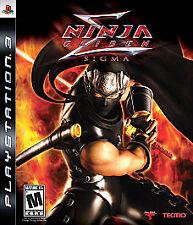 Ninja Gaiden Sigma (Sony PlayStation 3, 2007) Treated very well. Book Included