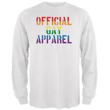 Christmas Official Gay Apparel Mens Long Sleeve T Shirt