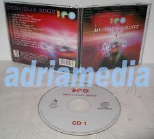 BEOVIZIJA 2003 CD Vol 1 Tose Proeski Dora Danijela Husa Ksenija Mijatovic Srbija