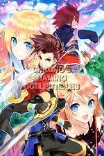 RGC Huge Poster - Tales of Symphonia Nintendo GameCube Wii - TAL019
