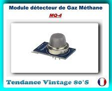 *** 1 MODULE DETECTEUR DE GAZ / METHANE MODELE MQ-4 - ARDUINO ***