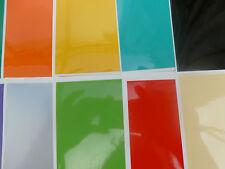 "Tuile stickers ajustement facile rapide raccord diy 4"" petits lots de couleurs"
