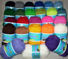 (5,90€/100gr) 50 gr Hatnut Fine 133 for caps to knit or Crochet