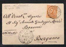 1880-ITALY-IT REGNO- 20C NUM 2310 TORRE DE' PICENARDI