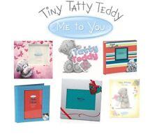 NEW Me to You Bear Photo Frame Album Tatty Teddy Butterflies Sketchbook 18th