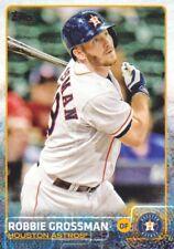 2015 Topps Baseball #629 Robbie Grossman Houston Astros