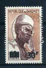DAHOMEY, 1967, timbre 253, S. Bariba de Nikki, oblitéré