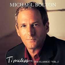 MICHAEL BOLTON    TIMELESS 2     CD