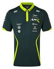 Aston Martin Racing 2020 Men's Team Polo Shirt Green