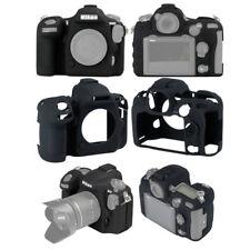 Rubber Silicon Case Body Cover Protector Soft Frame Skin for Nikon D500 Camera