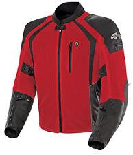 JOE ROCKET PHEONIX ION RED Mesh Jacket FREE SHIPPING