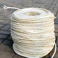 sisal rope 1m-100m 4/5/6/8MM diameter Cat Scratching Decking DIY