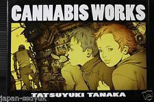 JAPAN NEW Tatsuyuki Tanaka Cannabis Works Linda cube art book