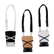Salon Hairdressing Leather Scissors Clips Combs Case Holder Belt Pouch Bag