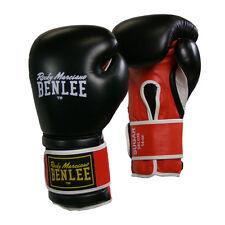 Rindsleder Boxhandschuhe Benlee Sugar Deluxe 10 - 20Oz. Für Boxen, Kickboxen,MMA