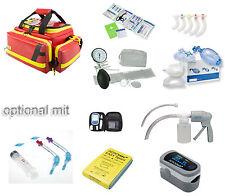 Notfalltasche AEROcase RBM gefüllt SANi (Feuerwehr Rettungsdienst Notarzt Praxis