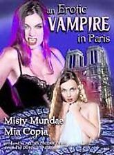 An Erotic Vampire in Paris (DVD, 2002, Misty Mundae)