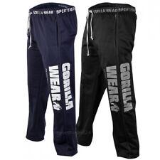 Gorilla Wear Logo Mesh Pants Fitnessbekleidung Sportswear Bodybuilding