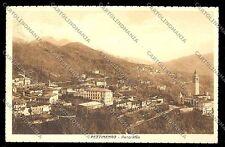 Biella Pettinengo cartolina FE07-443 SZF