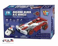 UniBlock Remote Control RC Building Block Car Truck 3 Channel