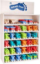 Personalizzato colorato in legno treno lettera alfabeto Room Decor Regalo Ideale