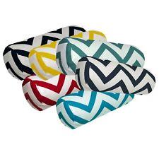 Bolster Cover*A-Grade Cotton Canvas Neck Roll Tube Yoga Massage Pillow Case*Le