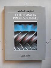 LANGFORD - FOTOGRAFIA PROFESSIONALE - EDIZIONE ZANICHELLI