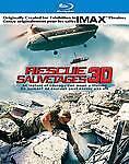 IMAX Rescue [Blu-ray 3D + Blu-ray], New DVD, ,