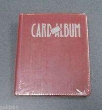 Trendus card Album Portfolio MARRON classeur A5 pour 80 cartes 13565