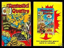 I FANTASTICI QUATTRO N° 108 - CORNO 27/5/1975