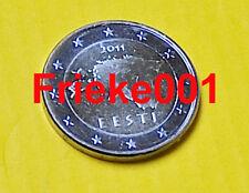 Estland - Estonie - 2 euro 2011 unc.
