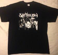 SATYRICON Nemesis Divina T-shirt immortal emperor gorgoroth 1349 I black metal
