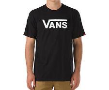 VANS SHOES classic TEE  BLACK T-SHIRT AUST SELLER
