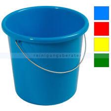 Kunststoffeimer Bekaform Eimer Putzeimer 10 L  in 4 verschiedenen Farben
